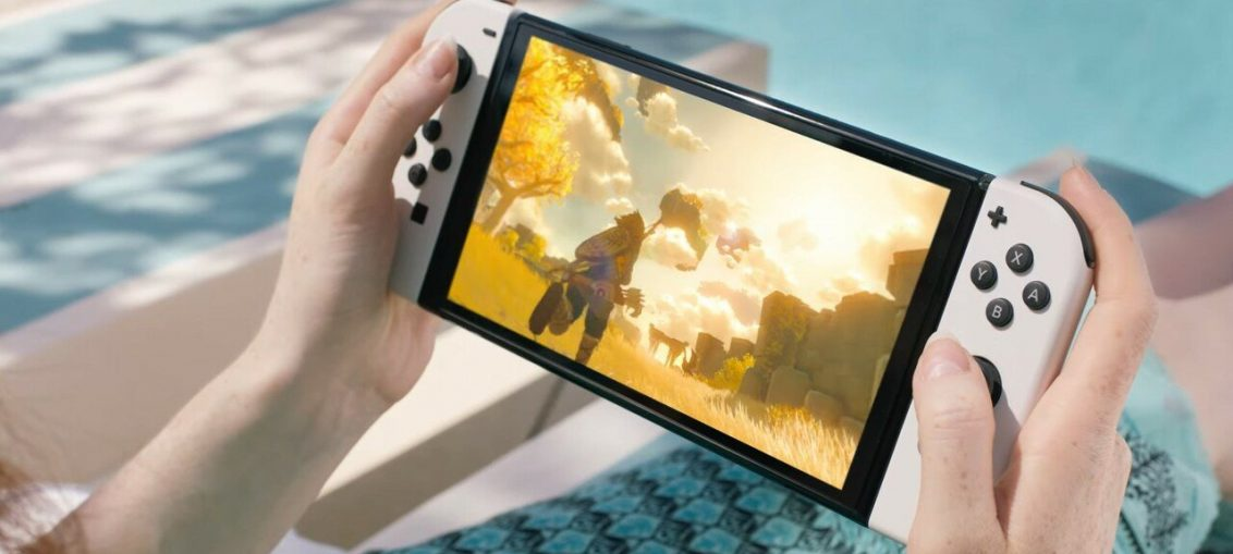 """Nintendo Denies Claims It'll Make Increased Profits With Switch OLED, """"No Plans"""" For Other Model"""