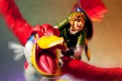 Pre-Order Zelda: Skyward Sword At Nintendo UK Store For A Chance To Win This Lovely Loftwing Figurine