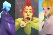 Random: Nintendo Keeps Making Fancams Of Zelda: Skyward Sword Characters