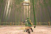 Random: That Zelda: Skyward Sword Bamboo-Slicing Minigame Is Easy Now