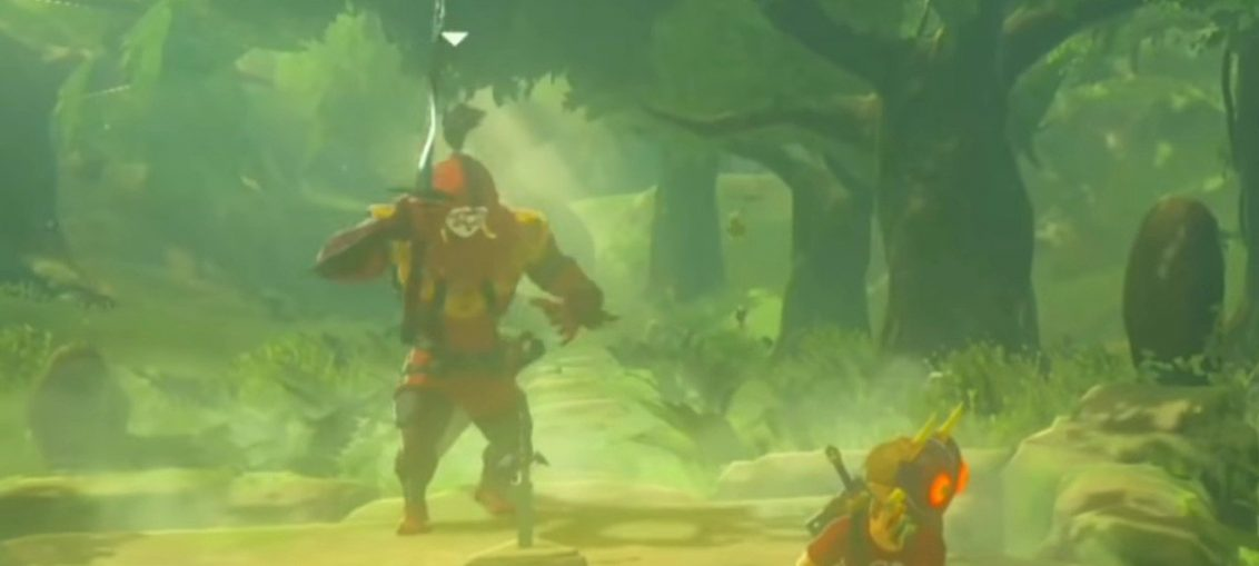 Random: The Yiga Clan Will Even Steal The Master Sword In Zelda: Breath Of The Wild