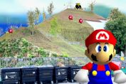 Random: There's A New Hill In London, And People Think It Looks Like Super Mario 64