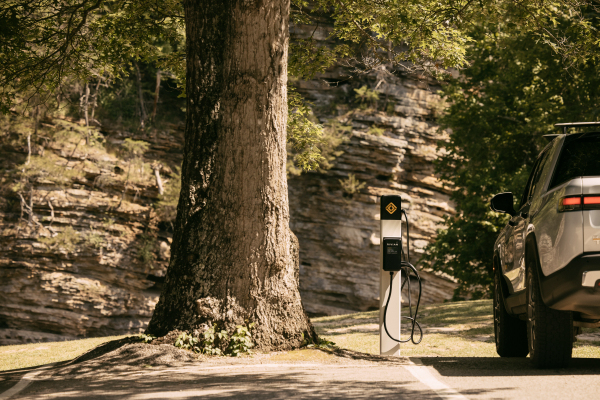 Rivian plans to install EV chargers in Tennessee's 56 state parks