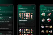 Spotify's Clubhouse rival, Greenroom, tops 140K installs on iOS, 100K on Android