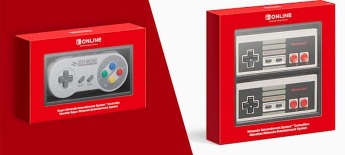 Switch Online NES And SNES Controllers Are Back In Stock, NES Bundle 50% Off (Europe)