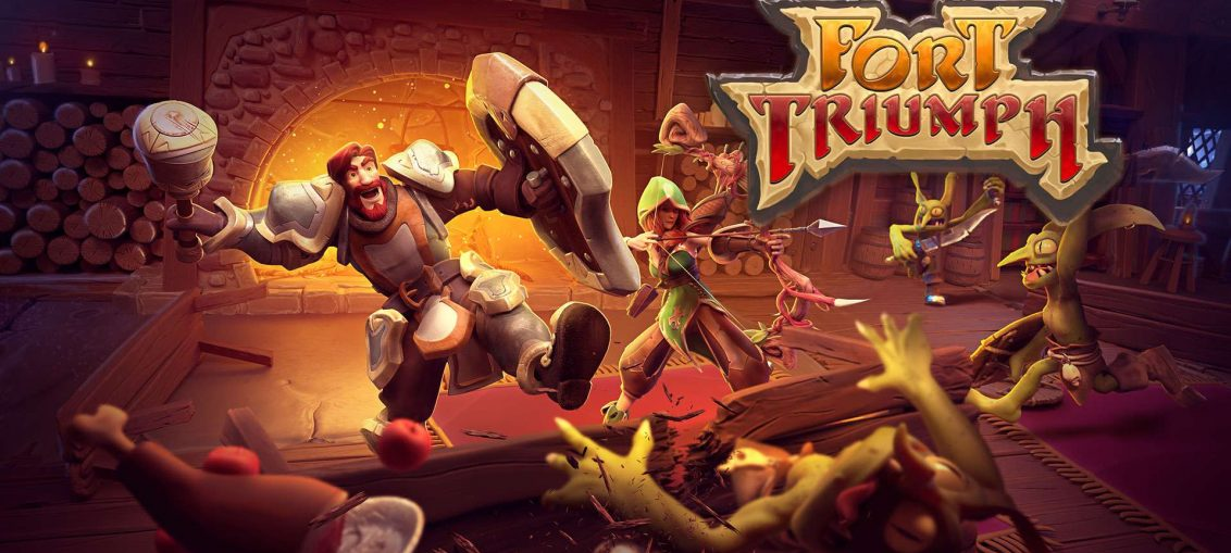 Tactical Turn-based Fantasy Game Fort Triumph Available on August 13