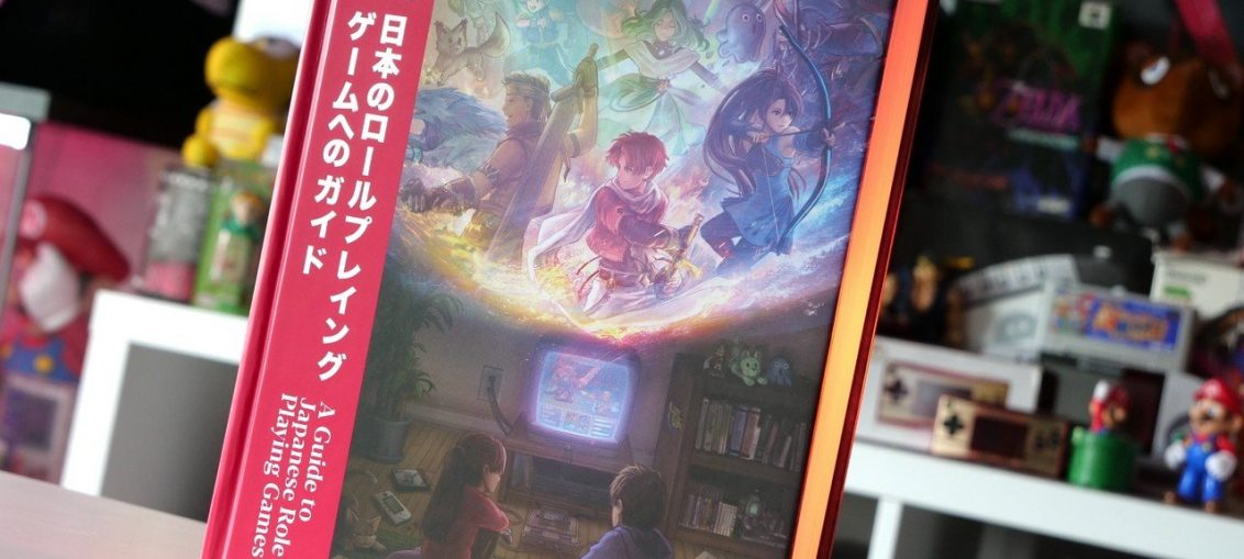 This Guide To Japanese RPGs Is Amazing, And Also Out Of Stock