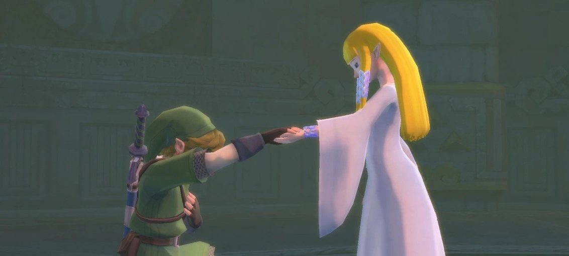UK Charts: Zelda: Skyward Sword HD Settles For Second After A 74% Drop In Weekly Sales