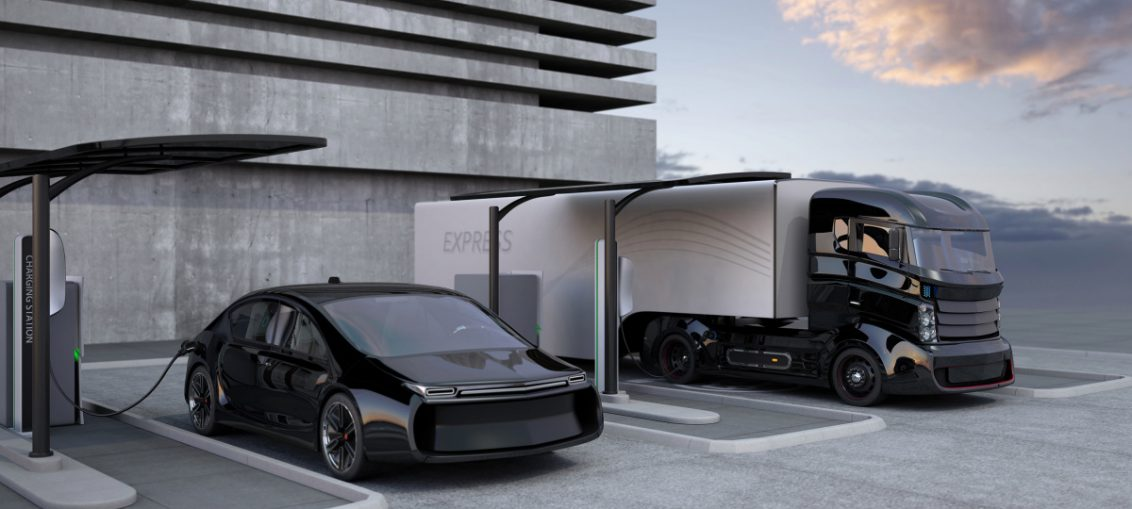Why the grid is ready for fleets of electric trucks