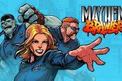 '90s Arcade-Inspired Beat 'em up Mayhem Brawler Launches August 19
