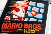 A Copy Of Super Mario Bros. For NES Just Smashed World Records, AGAIN