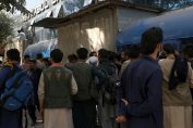 Afghanistan had a plan to free itself from cash. Now it risks running out.