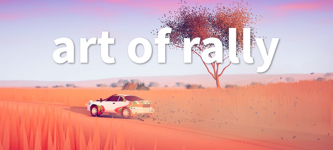 Art of Rally: The Racing Game Created in a Van on an Epic Road Trip Across North America