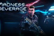Become a Space Pirate and Fight Demons in Madness Beverage