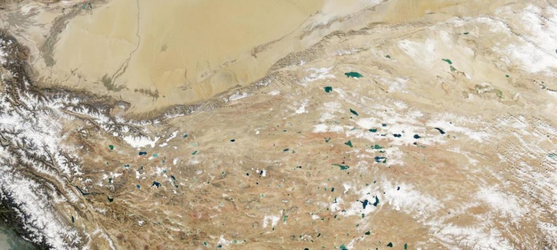 Chinese astronomers want to build an observatory in the Tibetan Plateau