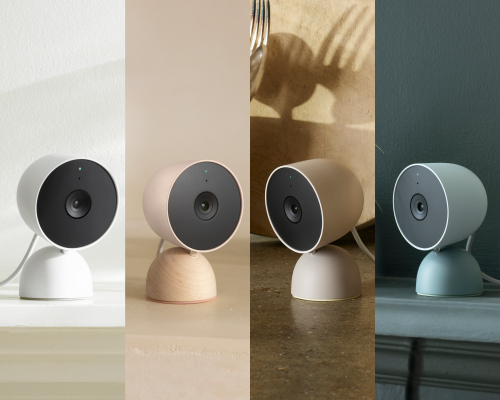 Daily Crunch: Google reveals new designs and improved chip for Nest Cam and Doorbell