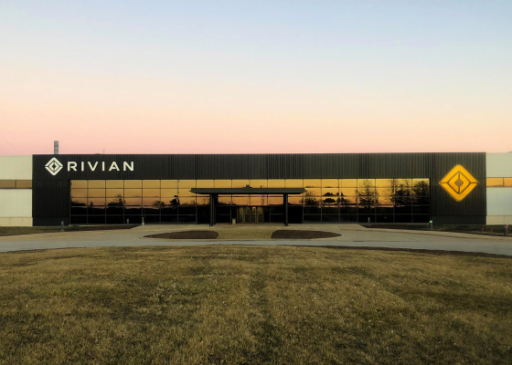 Electric vehicle company Rivian has confidentially filed for an IPO
