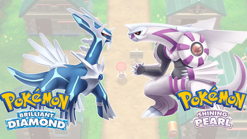 Everything We Know About Pokémon Brilliant Diamond and Shining Pearl