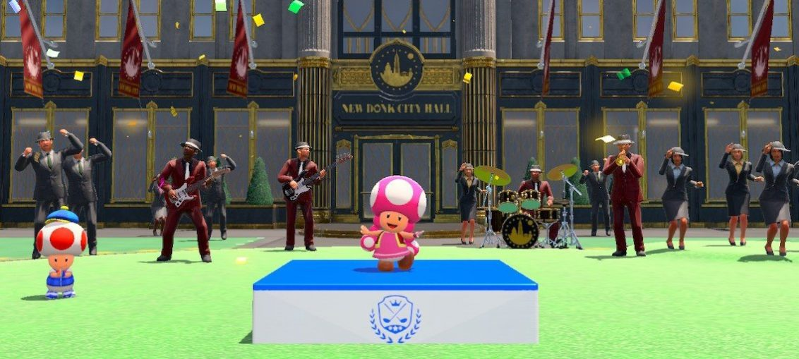 Feature: Our Verdict On Mario Golf: Super Rush's 2.0 Update, Including Ranked Matches And New Donk City
