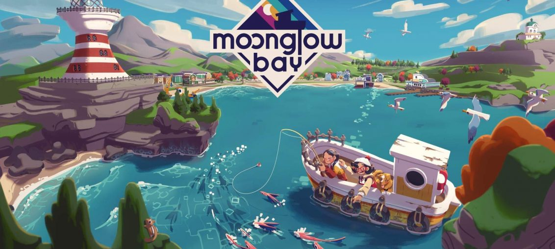 Video For Feel-Good Fishing RPG Moonglow Bay Anchors on October 7