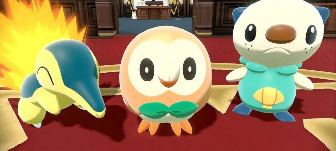 File Sizes Of Pokémon Legends And Pokémon Diamond & Pearl Remakes Seemingly Revealed