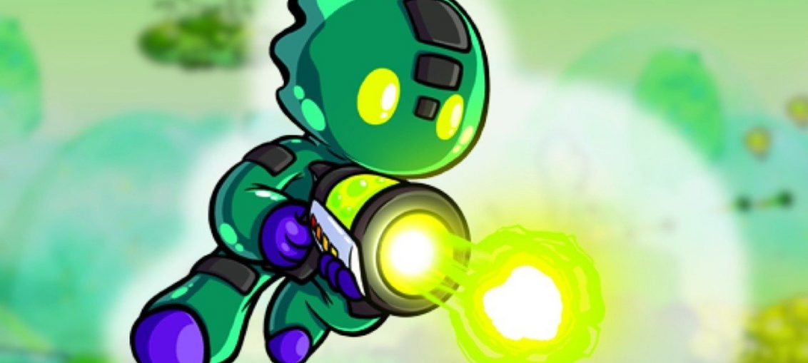 Gallery: Comic Book-Style Platformer 7 Horizons Treated To Colourful New Screenshots