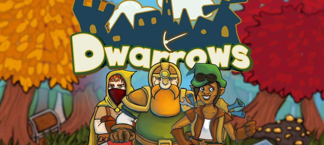 Hidden Gem Town-Builder Dwarrows is Available Today for Xbox One and Xbox Series X S
