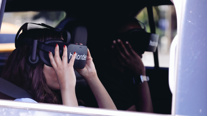 Holoride's in-car VR gaming system leaves the track for the real world