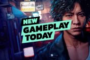 Lost Judgment (PS5)   New Gameplay Today