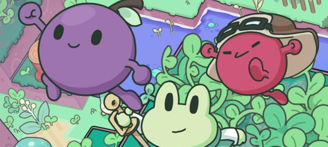 Massive Garden Story Patch Comes To Switch, Plus A New Home Screen Icon