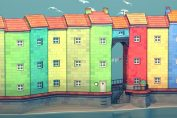 Mini Review: Townscaper - A Peaceful, Pretty, City-Building Plaything