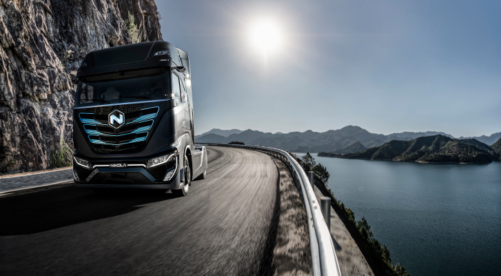 Nikola cuts delivery outlook for its electric semi trucks