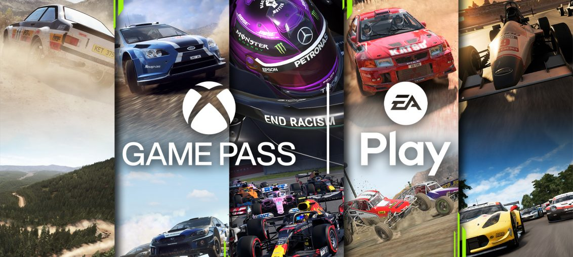 Race for Glory in Codemasters Games Today with EA Play and Xbox Game Pass Ultimate