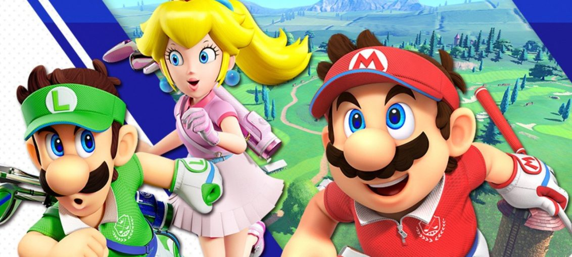 Smash Bros. Ultimate Adds Mario Golf: Super Rush Spirits This Weekend