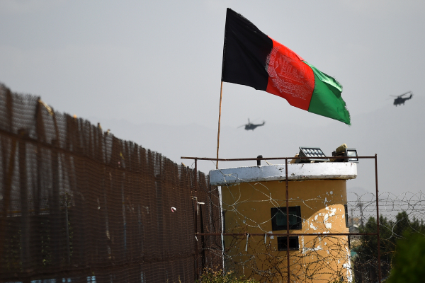 Social platforms wrestle with what to do about the Taliban