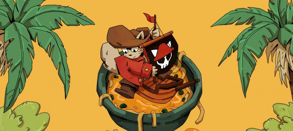 Soup Raiders Is An Eye-Catching Tactical RPG With Animals Fighting Over Food
