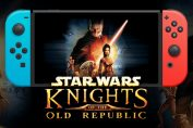 Aspyr Is Bringing The Classic BioWare RPG Star Wars: Knights Of The Old Republic To Switch