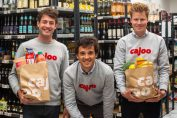 Cajoo raises $40 million for its instant grocery delivery service