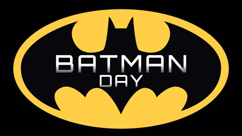Celebrate The Caped Crusader On Batman Day This Saturday