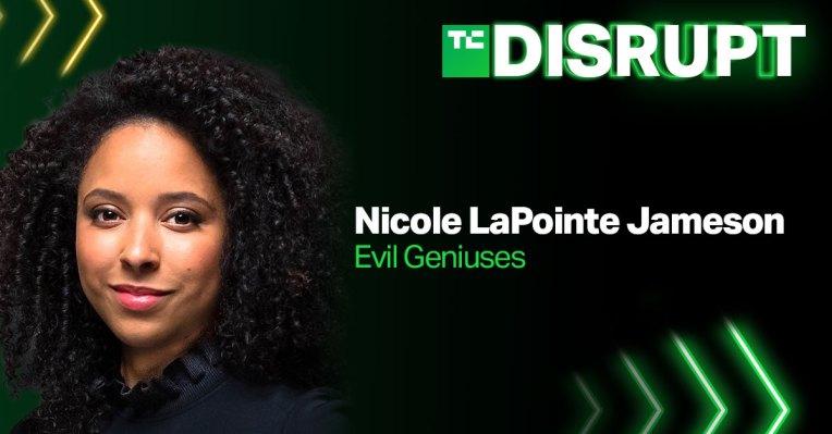 Evil Geniuses CEO Nicole LaPointe Jameson is coming to Disrupt
