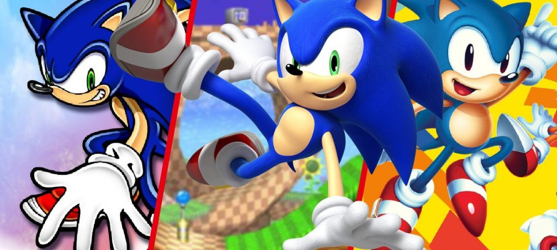 Feature: 30 Years Of Sonic The Hedgehog - The Many Faces Of Mario's Biggest Rival