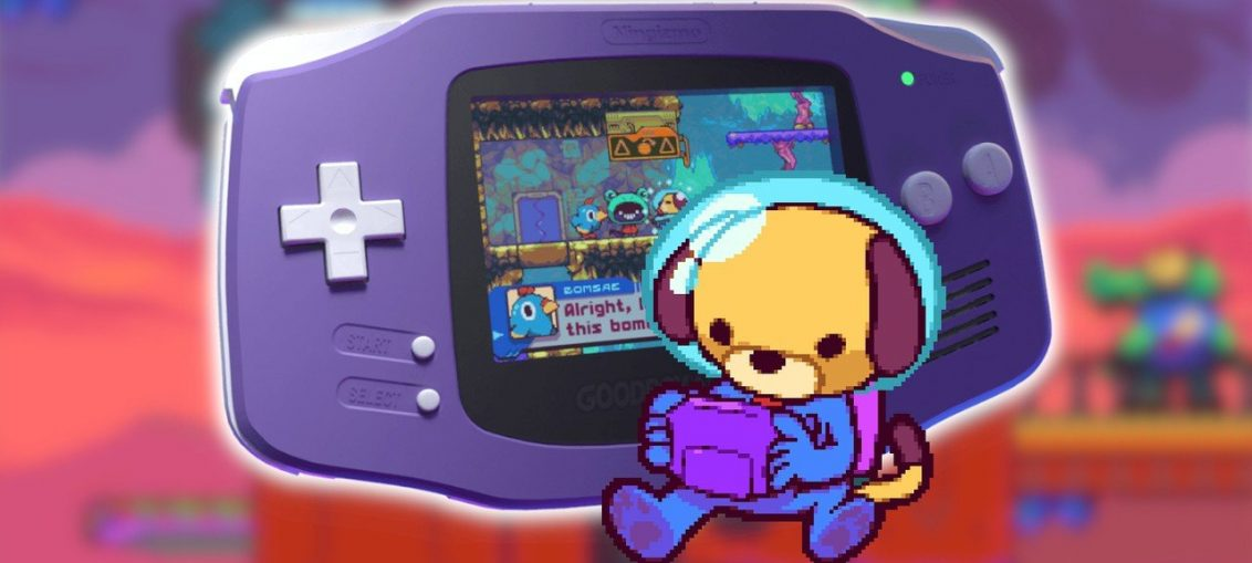 Feature: Why Make A New GBA Game In 2021? 'Goodboy Galaxy' Dev Talks Sonic, Spelunky, And Yoshi's Island
