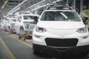 GM extends Chevy Bolt EV production shutdown through mid-October