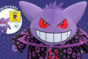 Gengar Joins Build-A-Bear's Range Of Pokémon Plush