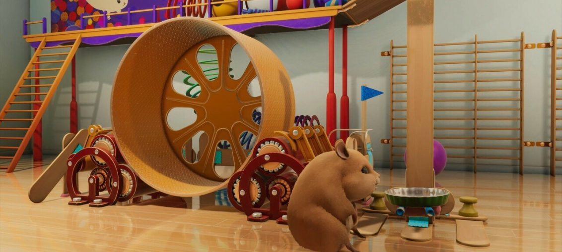 Get Ready For Hamster Maze, A 'Tamagotchi Infused Hamster Racing Game'