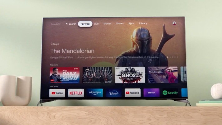 Google reportedly plans to add free channels to its smart TV platform