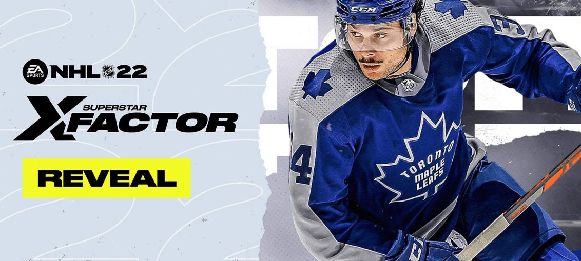 Video For Introducing Superstar X-Factors in NHL 22