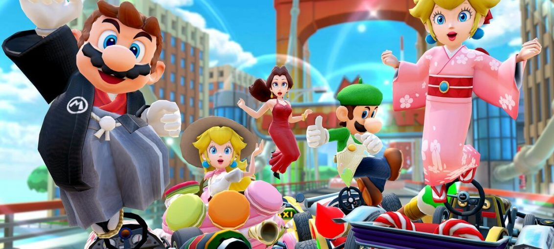 Mario Kart Tour Launches Event To Celebrate Its 2nd Anniversary