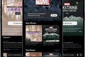 Marvel shows are now available through Apple Podcast subscriptions