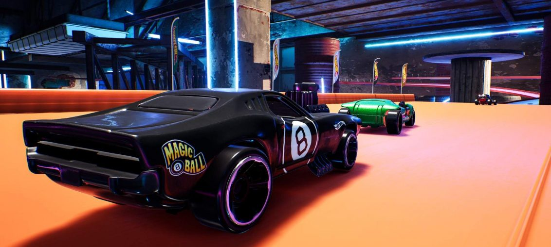 Hot Wheels Unleashed – September 30 – Optimized for Xbox Series X